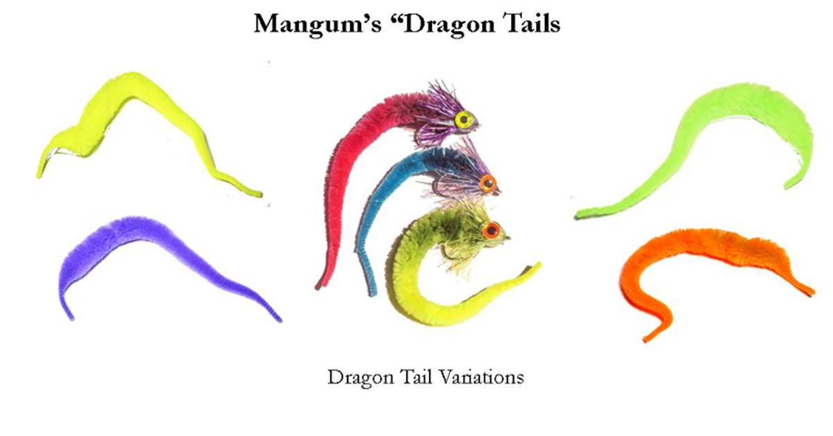 David Mangum's Mini Dragon Tails