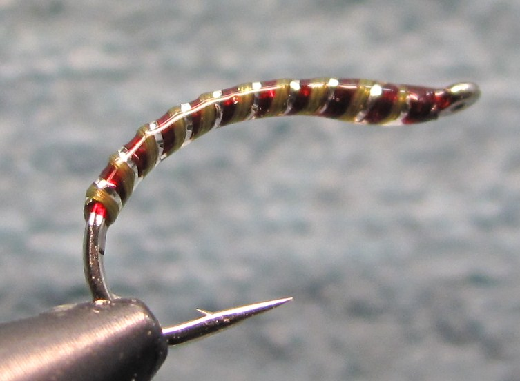 Alec Jackson's (Crystal)TM Chironomid Trout Fly Hooks-25 Pack
