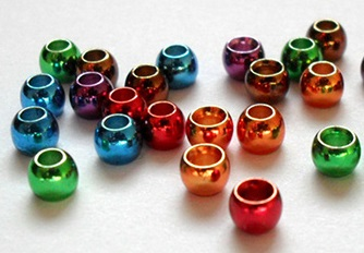Entice (Anodized) Brass Beads - 24 Pack