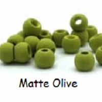 Matte Finish Tungsten - 25 pc.