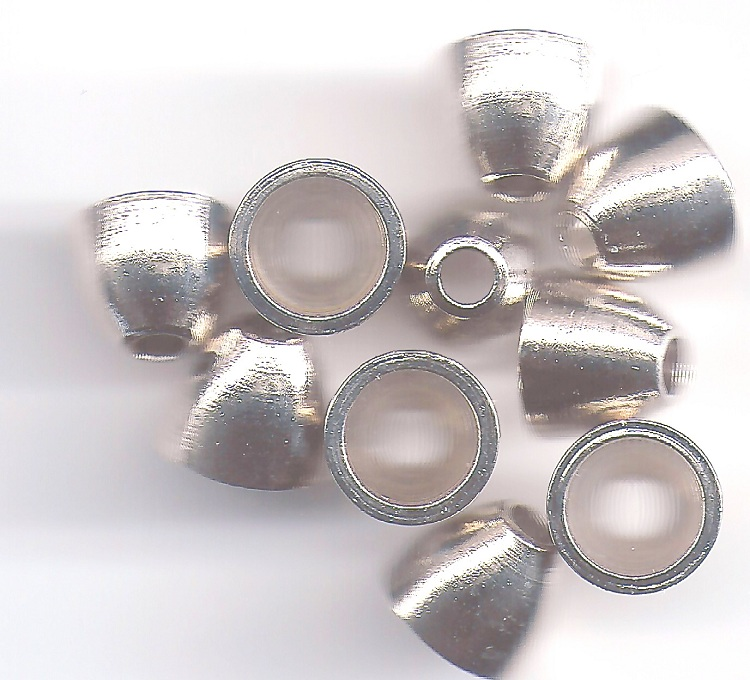 Brass Cone Heads-100 Pack