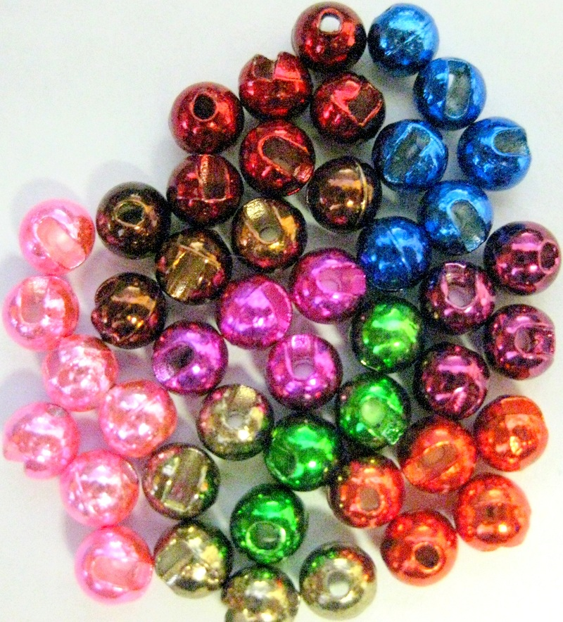 Entice Slotted Tungsten Beads - 10 Pack