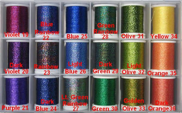 Glitter Thread - Click Image to Close